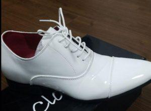 新郎のメンズ白靴はネット購入が絶対オススメ 結婚式費用節約