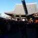 浅草寺の元旦初詣を混雑回避で待たずに参拝【2020年】